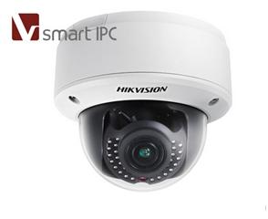Smart IPC > 130万像素半球型网络摄像机DS-2CD4112FWD-(I)(Z)
