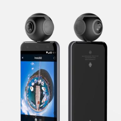 VR全景相机